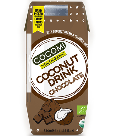 Coconut Drink chocolate 330ml