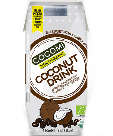 Coconut Drink Coffee 330ml